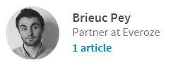 Brieuc Pey - Partner at Everoze