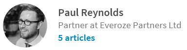 Paul Reynolds - Everoze Partners