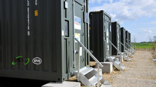Everoze Partners Case study ESB 7MW Mill Farm Battery Storage Project