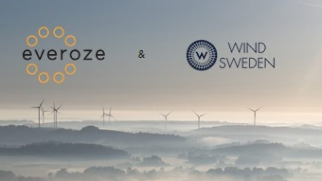 Everoze and Wind Sweden support Octopus on Ljungbyholm wind farm