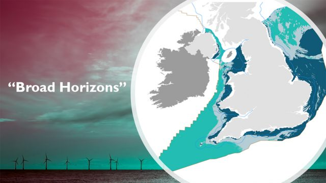 Broad Horizons - Everoze works with The Crown Estate to map future offshore wind potential